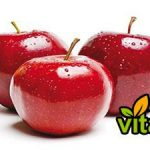 Sell red apples